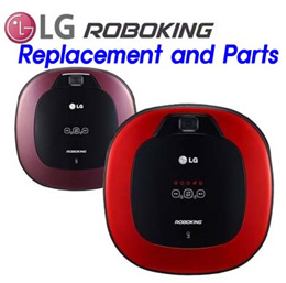Replacement and Parts[genuine]LG ROBOKING Robotic Robot Vacuum Cleaner VR6370LVM/Filter/Brush/Dustcl