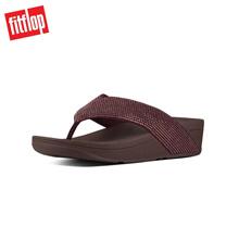 Fitflop™ Ritzy Purple Women Flat Sandals