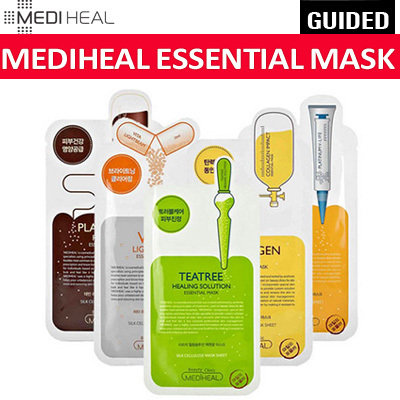 mediheal essential mask