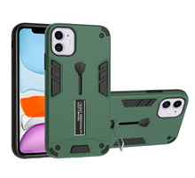 Shockproof Armor Stand Holder Phone Case For iPhone 12 11 Pro Max XR XS Max X SE 2020 Hard PC Cover