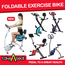 Bicycle Exercise Home Gym bike Bicycle Heartrate (foldable) Most trusted seller