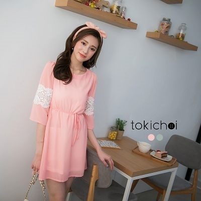 Dress 8-Pink