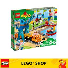 LEGO DUPLO Town Cargo Train - 10875