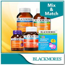 BUNDLE OF 3!! [BLACKMORES] Bio C/ Vit D3/ Kids Immunities/ Kids Multi/ Kids Probiotics/ Vit C 500