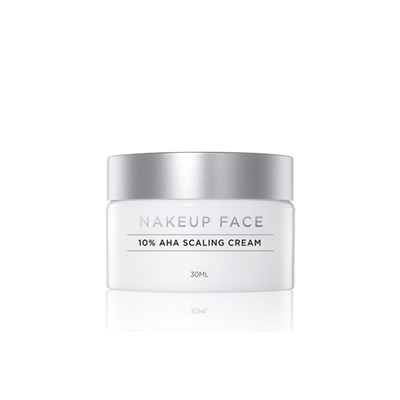 [SG exclusive distributor] Nakeup Face10% AHA Scaling Cream : Melting Scaling Cream