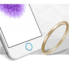 Home Button Ring Protector Sticker for iPod iPad 1 2 3 4 iPad Air 1 2 iPad Mini 1 2 3 4 iPhone 5 5s 6 6s 6 Plus 6s Plus