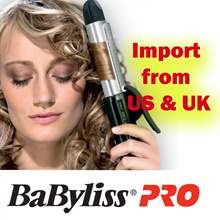 BaByliss®PRO Ceramic Tool Curling Curler Iron/ Straightener Flat Iron /Crimper /Styling Irons Part 1
