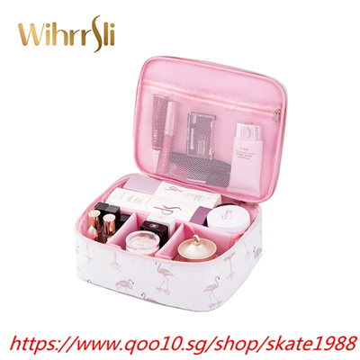 ffbbc9ca1922 Woman cosmetic bag needed makeup bag beauty case toiletry bag travel  organizer Case for beautician s