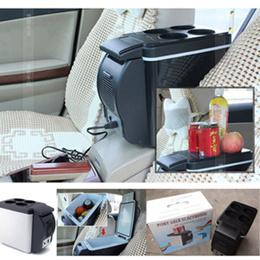 Kulkas Mobil Lemari Es Car Refrigerator Portable Simpan Minuman Dingin