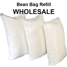 Wholesale Lowest Price Bean Bag Refill. Fast delivery. Top up your beanbag. 600+ Satisfied Customers