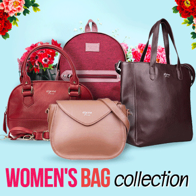 [ FREE SHIPPING JABODETABEK ] NEW ARRIVAL UPDATE !! ELAINE PARIS BAGS COLLECTION