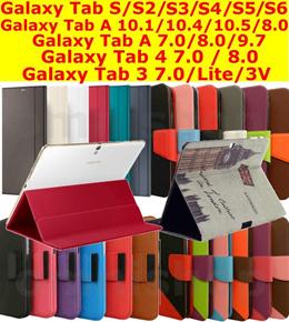 Samsung Galaxy Tab Case Cover A7 S5e T515 T295 2019 A S S6 S4 S2 4 6 7.0 8.0 8.4 9.7 10.1 10.5 10.4