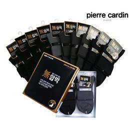 Pierre Cardin pressureless diabetic socks set of 10 Fashion Accessories Socks Stockings Men
