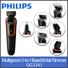 Philips QG3341 / 7-in-1 Beard and Hair Trimmer