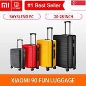💖LOCAL SELLER💖[Xiaomi 90Fun Luggage] A super light 20inch/24inch/28inch Luggage - 1stshop sg