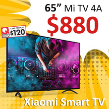 [Smart TV] Xiaomi Mi TV 4 65 // 75 inch | 1 Year Warranty!