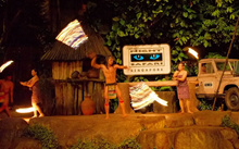 Singapore Night Safari And Tram ride Admission Ticket (fixed date+time)