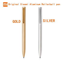 Original XIAOMI Mijia Metal Sign Pen 9.5mm Rollerball Pen PREMEC