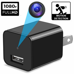 Spy Camera - Hidden Camera - Surveillance Camera - HD 1080P - Mini Spy Camera - Spy Cam - USB Hidden