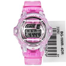 Casio Baby-G Semi Transparent Watch BG-169R-4DR BG169R