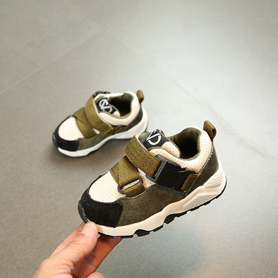 Qoo10 - Baby sports shoes 1-3 year old spring new women s shoes baby ... dc6cb8b4b3