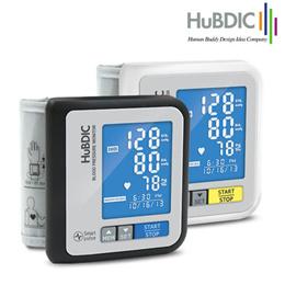 HuBDIC Wrist Automatic Blood Pressure Monitor HBP-700 / glucometer / health monitor