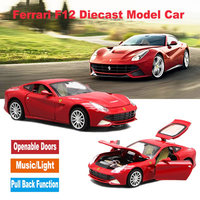 store Diecast Scale Models Toys Sport Cars Collection Vehicle For Boys With  Different Colors
