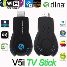1080P Vsmart V5II EZcast Google chromecast wifi hdmi Dongle TV stick support DLNA ezcast miracast Ai