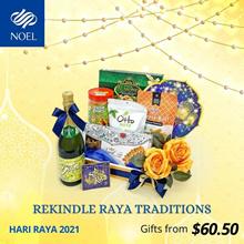 [NoelGifts.com] Hari Raya Flowers Gift Hampers - Doorstep Delivery from $60.50
