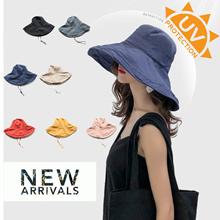 ☀️Japanese Style Women summer reversible Hat☀️ UV Sun Protection Wide Brim Summer