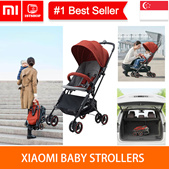 💖LOCAL SELLER💖[XIAOMI BABY STROLLER]Chih-line star light small folding strollers - 1stshop SG
