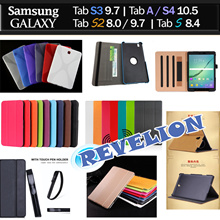 [NEW]★Stocks in SG★2018 Samsung Galaxy Tab S4 S3 S2 S Tab A 8.0 9.7 10.5 Case Glass Screen Protector