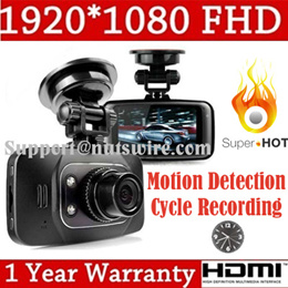 ♥1080P ♥ FullHD Car Recorder ♥ 1 Year Local 1-1 Warranty ♥ Your best Car Camera ♥ GS8000L ♥