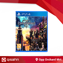 [Preorder] PS4 Kingdom Hearts 3 Standard Edition // Shipped 31 Jan 2019