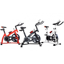 PRO Fitness Indoor Exercise Cycling Bike Exercise Bicycle Fitness Bicycle with Bottle