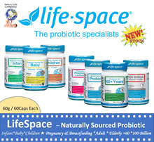 Naturally Sourced Probiotic - Infant/Baby/Children/Pregnancy/Broad Spectrum/100 Billion/60+ Years