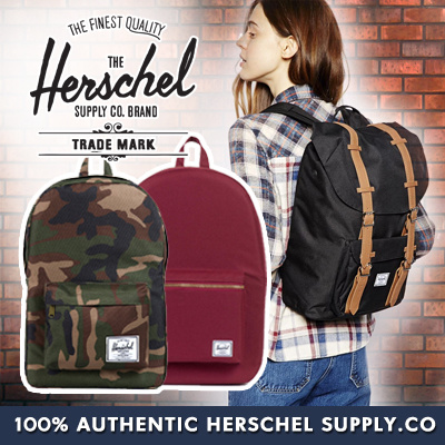 ed076a14672c ❤100%Authentic Herschel Supply.Co❤Little America Retreat Settlement Classic  Heritage Dawson