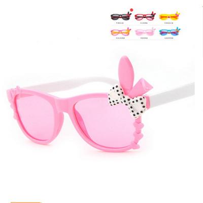 6ec261a184 online 2016 New Children Sunglasses Kids Designer Shades For Girls Boys  Goggle Baby Glasses Oculos