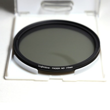 82mm Filter ND Fader Neutral Density Adjustable Variable Filter ND 2 to ND 400 Filter