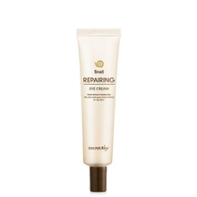 Secret Key 2015 New Snail Repairing Eye Cream 30g (KEMASAN BARU)/Elastic skin around eyes