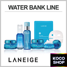 ▶LANEIGE WATER BANK Line◀CART COUPON APPLICABLE / Gel Cream / Eye Gel / Mask / Double Oil