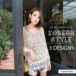 28 Feb 14 Lace Pull Over Top ♥ 3 Style ♥ Free shipping limited Time only