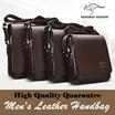 RESTOCK November - High Quality Guarantee Mes Leather Handbag Messenger Bag - Tas Pria - Best Seller - Limited Stock