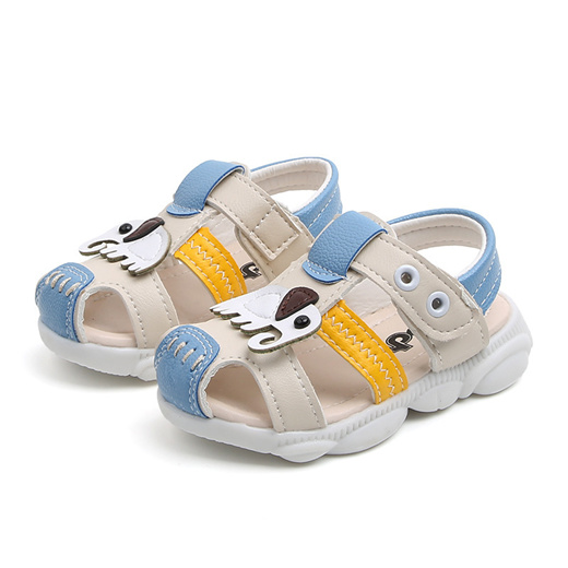 Girls Boys PU Leather Toddler Shoes Sum