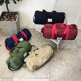 Oversized Canvas Travel Duffel Big Capacity Luggage Bag