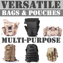 ⚜Bags and pouches⚜Sg selller⚜Fast shipping⚜Versatile⚜Backpack⚜Multi-purpose⚜Waist pouch⚜Waist pouch⚜