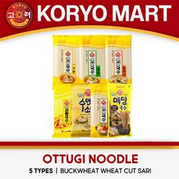 Ottugi Noodle / 5 types / Buckwheat wheat Cut Sari