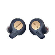 Jabra Elite Active 65t Wireless Earbuds with Charging Case (Copper Blue)