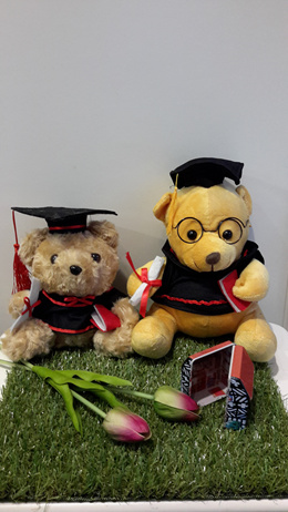 Graduation Bear - Special Gift for students