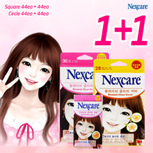 [1+1][3M Nexcare] 114ea/88ea/76ea★3M Blemish Clear Cover Acne Patch/Truble/Face Mask/eye mask/pimple